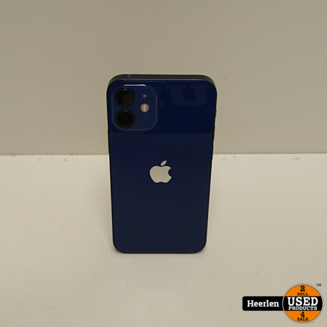 Apple iPhone 12 Mini 64GB | Blauw | A-Grade | Met Garantie