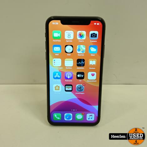 Apple iPhone X 256GB | Space Gray | A-Grade | Met Garantie