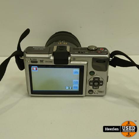 Panasonic Lumix DMC-GF2 | Zilver | B-Grade | Met Garantie