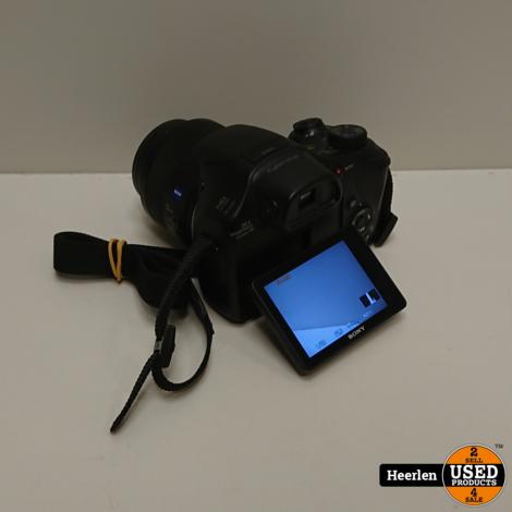 Sony DSC-HX350 | Zwart | A-Grade | Met Garantie