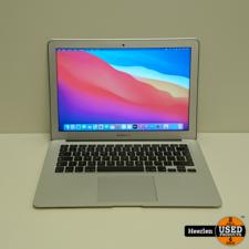 Apple Apple Macbook Air Mid 2013 | Intel Core i5-4250U | 4GB - 128GB SSD | A-Grade | Met Garantie