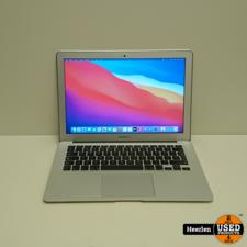 Apple Apple Macbook Air Mid 2013 | Intel Core i5-4250U | 4GB - 256GB SSD | A-Grade | Met Garantie