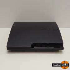 Sony Sony Playstation 3 Slim 160GB | Zwart | B-Grade | Met Garantie