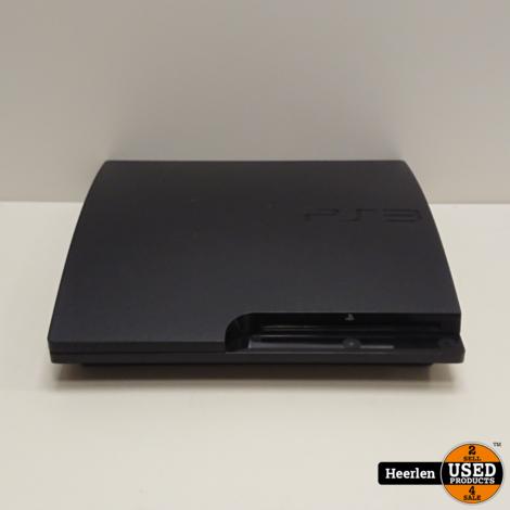 Sony Playstation 3 Slim 160GB | Zwart | B-Grade | Met Garantie