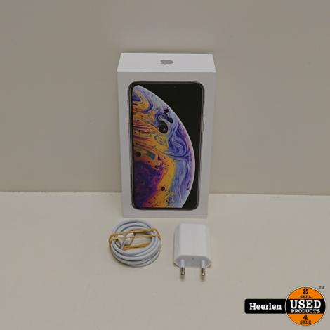 Apple iPhone Xs 64GB | Gold | A-Grade | Met Garantie