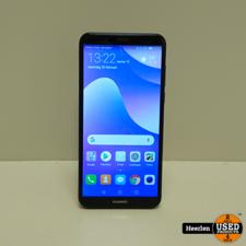 Huawei Huawei Y7 2018 16GB | Blauw | A-Grade | Met Garantie