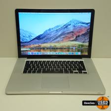 Apple Apple Macbook Pro 15 Inch Mid 2010   Intel Core i7-620M   8GB - 500GB   A-Grade   Met Garantie