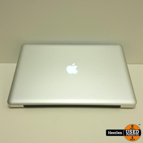 Apple Macbook Pro 15 Inch Mid 2010   Intel Core i7-620M   8GB - 500GB   A-Grade   Met Garantie