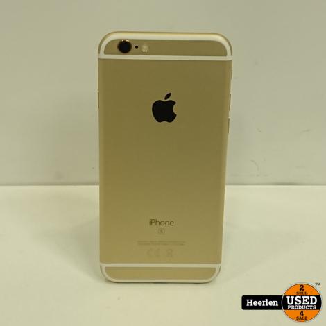 Apple iPhone 6S 32GB | Goud | A-Grade | Met Garantie