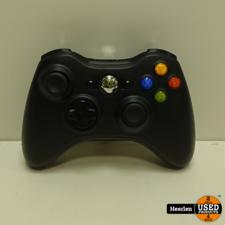 Microsoft Microsoft Xbox 360 Controller | Zwart | A-Grade | Met Garantie