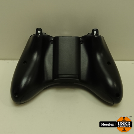 Microsoft Xbox 360 Controller | Zwart | A-Grade | Met Garantie