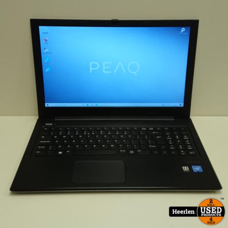Peaq S1415   Intel Celeron N3060   4GB - 128GB SSD   A-Grade   Met Garantie