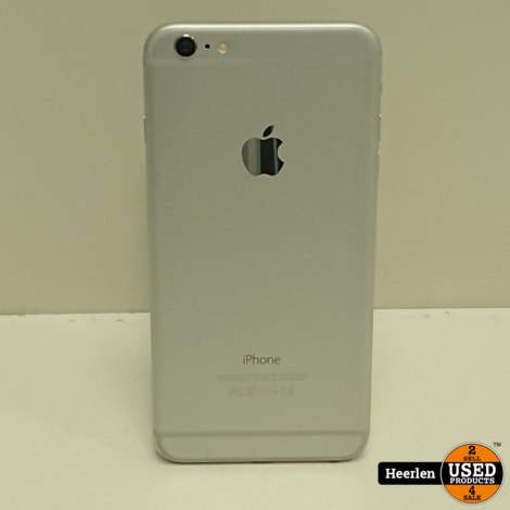 Apple iPhone 6 Plus 16GB | Zilver | B-Grade | Met Garantie