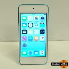 Apple Apple iPod Touch 5 32GB   Blauw   B-Grade   Met Garantie