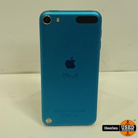 Apple iPod Touch 5 32GB   Blauw   B-Grade   Met Garantie
