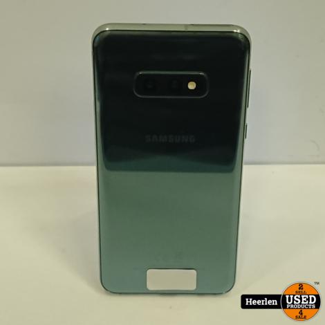 Samsung Galaxy S10e 128GB   Prism Green   A-Grade   Met Garantie