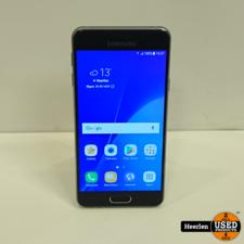 Samsung Samsung Galaxy A3 2016 16GB | Zwart | B-Grade | Met Garantie
