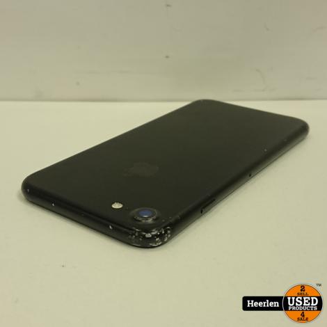 Apple iPhone 7 128GB   Space Gray   C-Grade   Met Garantie