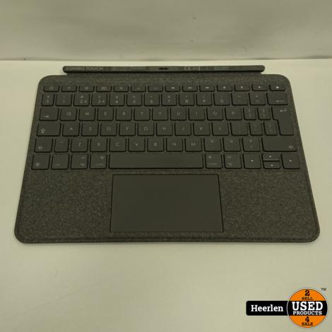 Logitech Combo Touch | Grijs | A-Grade | Met Garantie