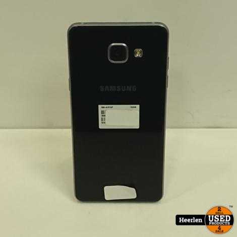Samsung Galaxy A5 2016 16GB | Zwart | A-Grade | Met Garantie