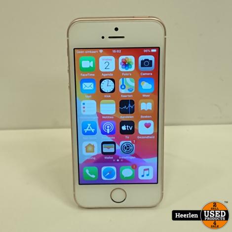 Apple iPhone SE 32GB | Rose Goud | B-Grade | Met Garantie