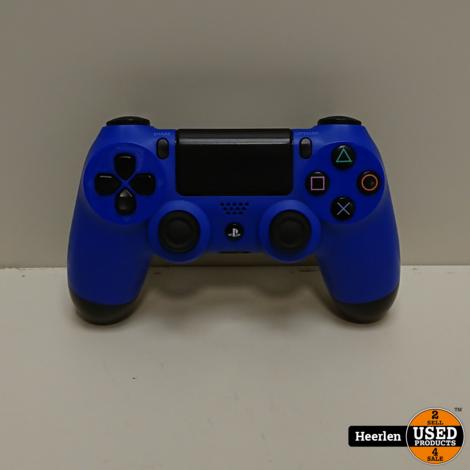 Sony Playstation 4 Controller | Blauw | A-Grade | Met Garantie