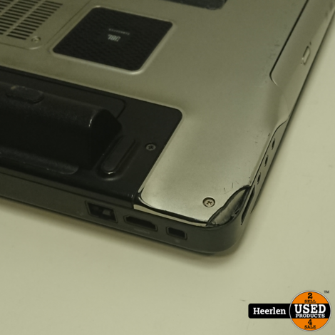 Dell XPS L501X | Intel Core i5 M 560 | 4GB - 500GB | C-Grade | Met Garantie