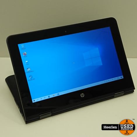 HP x360 11   Intel Celeron N3060   8GB - 500GB   B-Grade   Met Garantie