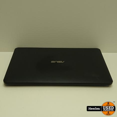 Asus F554L | Intel Core i5-4210U | 4GB - 500GB | B-Grade | Met Garantie