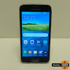Samsung Samsung Galaxy S5 Mini 16GB | Zwart | B-Grade | Met Garantie