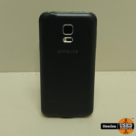 Samsung Galaxy S5 Mini 16GB | Zwart | B-Grade | Met Garantie