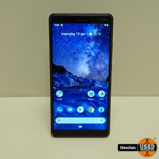 Nokia Nokia 7 Plus 64GB | Zwart | D-Grade | Met Garantie