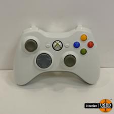 Microsoft Microsoft Xbox 360 Controller | Wit | B-Grade | Met Garantie