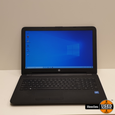 HP HP 15   Intel Celeron N3050   4GB - 120GB SSD   A-Grade   Met Garantie