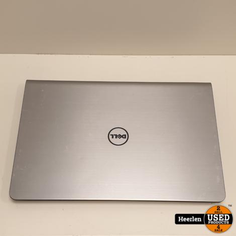 Dell Inspiron 15-5547   Intel Core i7-4510U   8GB - 120GB SSD   A-Grade   Met Garantie
