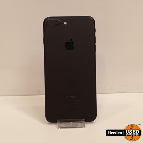 Apple iPhone 7 Plus 256GB | Jet Black | B-Grade | Met Garantie