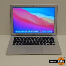 Apple Apple Macbook Air Early 2015 | Intel Core i5-5250U | 8GB - 128GB SSD | B-Grade | Met Garantie