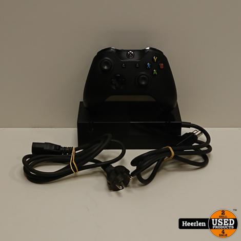 Microsoft Xbox One 500GB   Zwart   B-Grade   Met Garantie