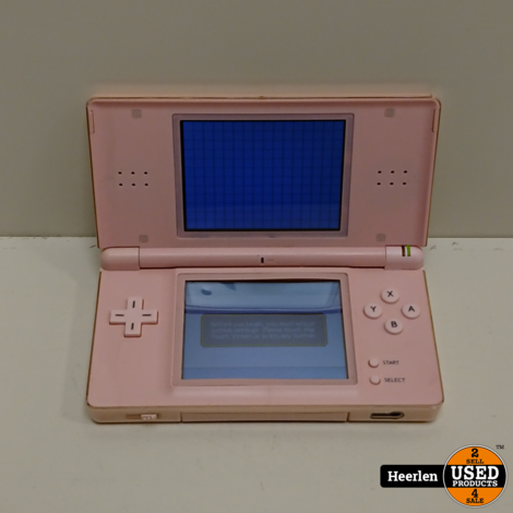 Nintendo DS Lite | Roze | B-Grade | Met Garantie