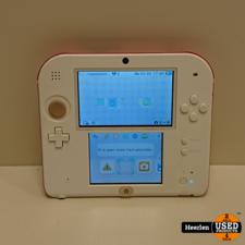 Nintendo Nintendo 2DS | Wit - Rood | C-Grade | Met Garantie
