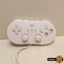 Nintendo Nintendo classic controller | Wit | B-Grade | Met Garantie