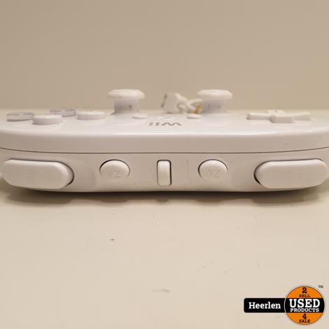 Nintendo classic controller | Wit | B-Grade | Met Garantie