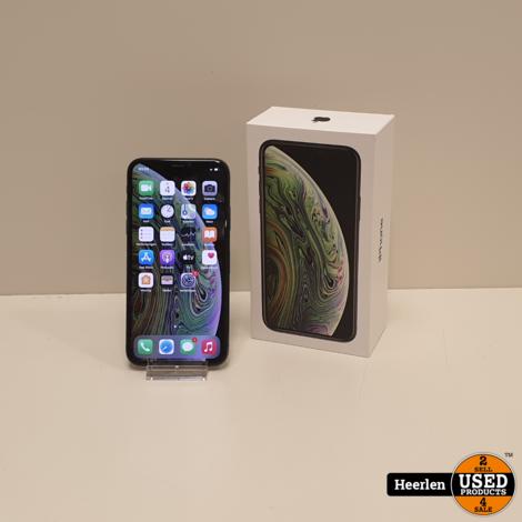 Apple iPhone Xs 64GB | Space Gray | B-Grade | Met Garantie