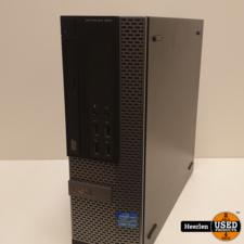 Dell Dell Optiplex 990 | Intel Core i5-2400 | 16GB - 320GB | B-Grade | Met Garantie