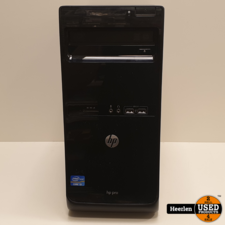 Hp HP Pro 3400 | Intel Core i3-2120 | 4GB - 500GB | B-Grade | Met Garantie