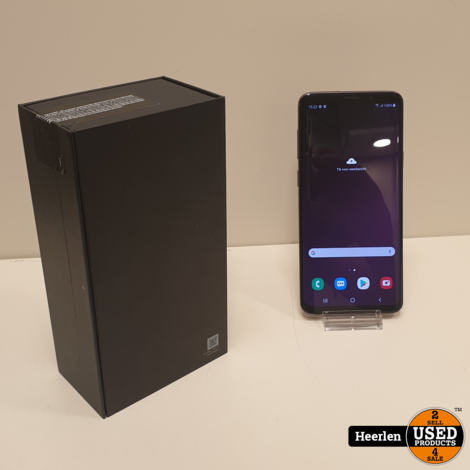 Samsung Galaxy S9 PLUS 64GB   Paars   B-Grade   Met Garantie