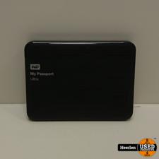 WD WD My Passport Ultra 1TB | Zwart | A-Grade | Met Garantie