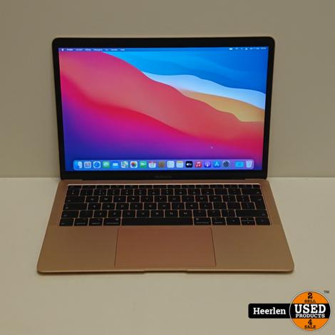 Apple Macbook Air 2019 | Intel Core i5-8210Y | 8GB - 128GB SSD | A-Grade | Met Garantie