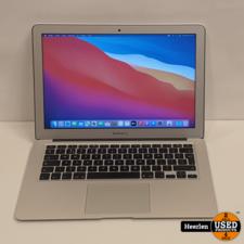 Apple Apple Macbook Air Early 2015 | Intel Core i5 | 8GB - 128GB SSD | B-Grade | Met Garantie