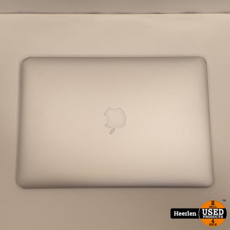 Apple Macbook Air Early 2015 | Intel Core i5 | 8GB - 128GB SSD | B-Grade | Met Garantie